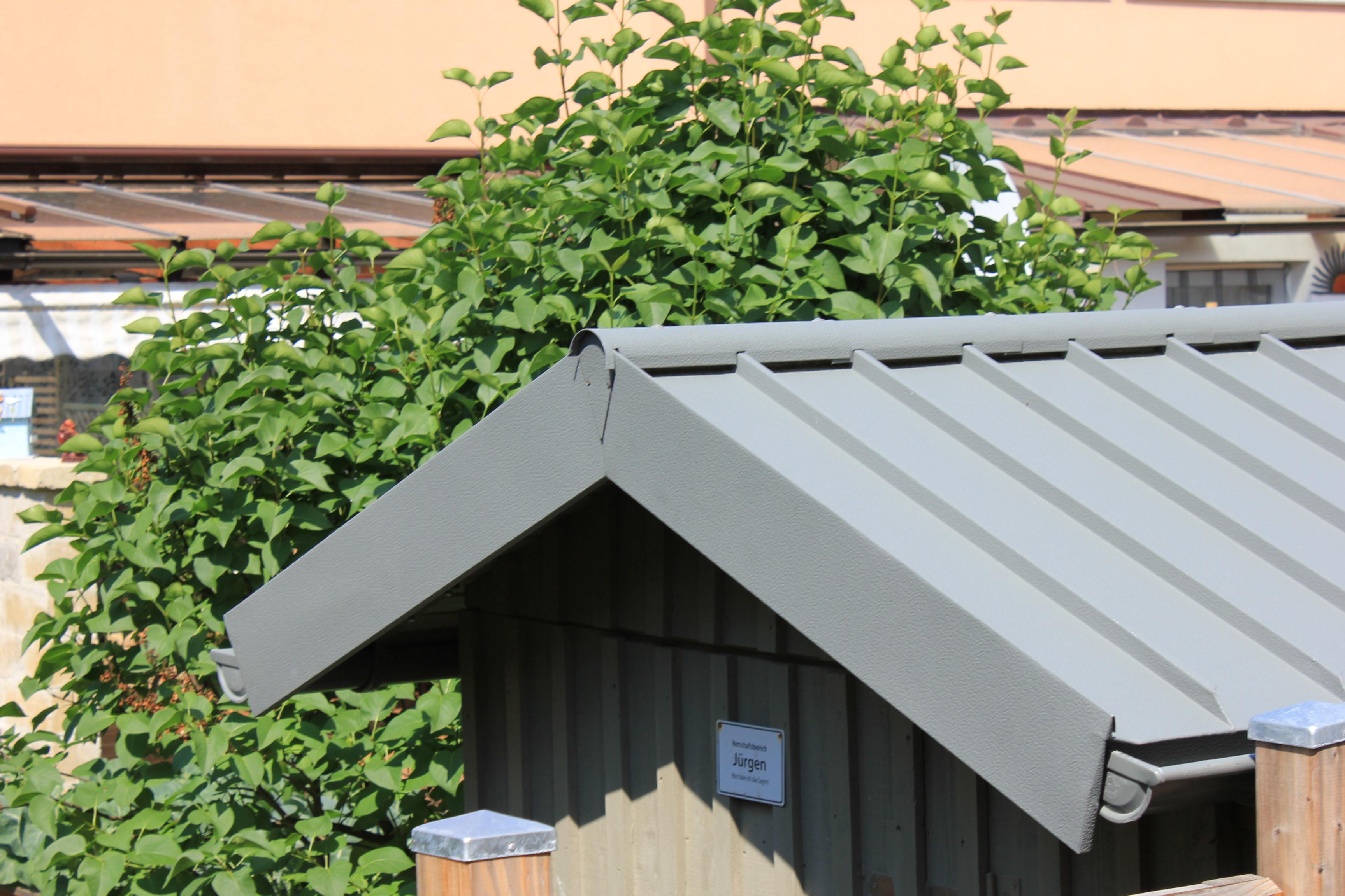 Spengler Gartenhaus